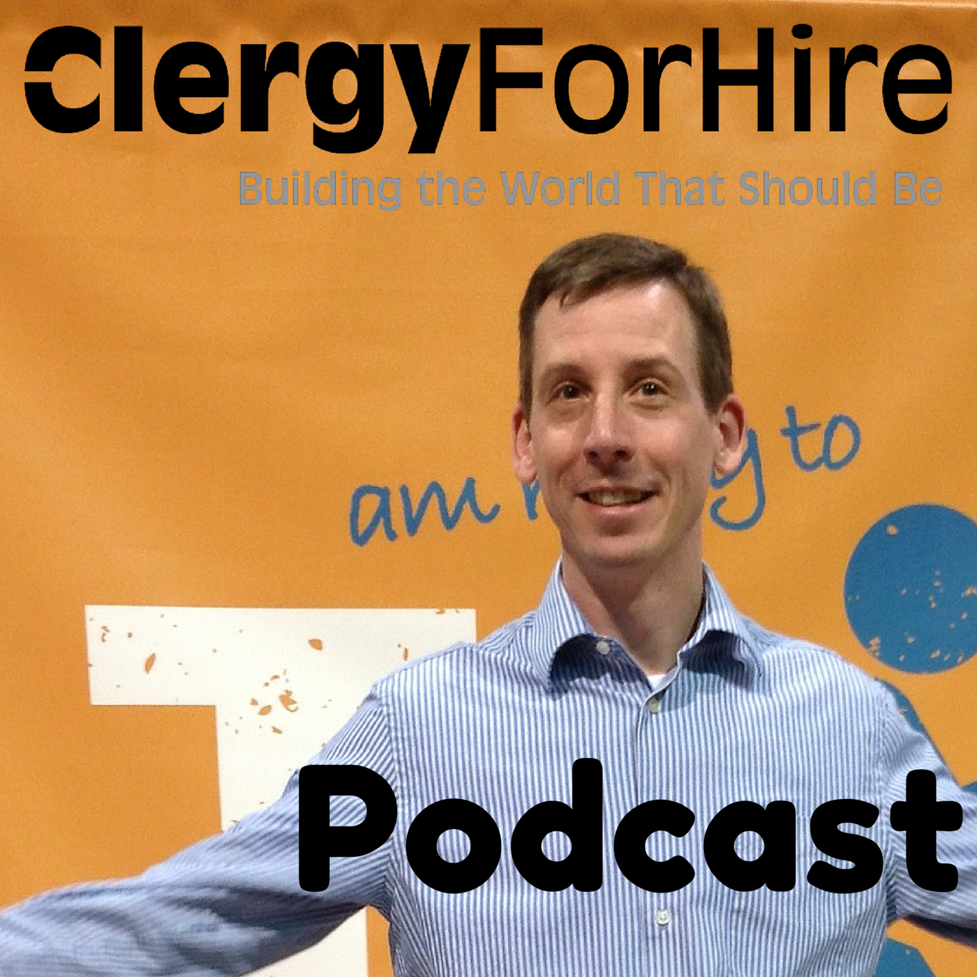 Thumbnail of Clergy for Hire Podcast