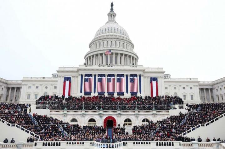 Thumbnail of A Sermon on the Occasion of an Inauguration: In the Year the American Presidency, As We Have Know It ,Died