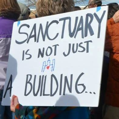 Thumbnail of Sanctuary Not Deportation: A Faithful Witness to Building Welcoming Communities