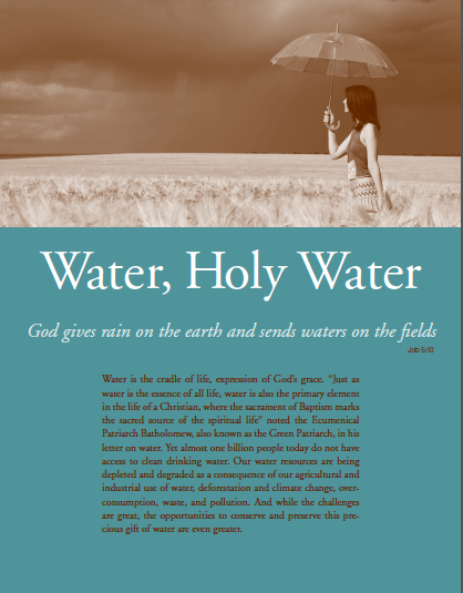 Thumbnail of Water, Holy Water